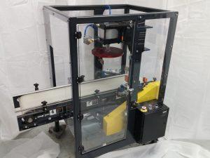 Automated Custom Lid Press