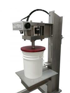 xpect solutions Custom Lid Press