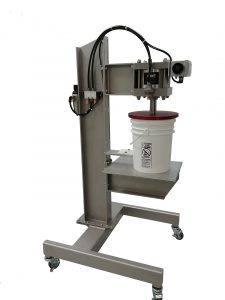 xpect solutions Stainless Steel Custom Lid Press