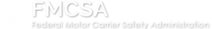 FMCSA Federal Motor Carrier Safety Administration