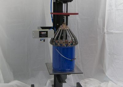6 Gallon Can Table Top Lid Press with Crimper hi-res