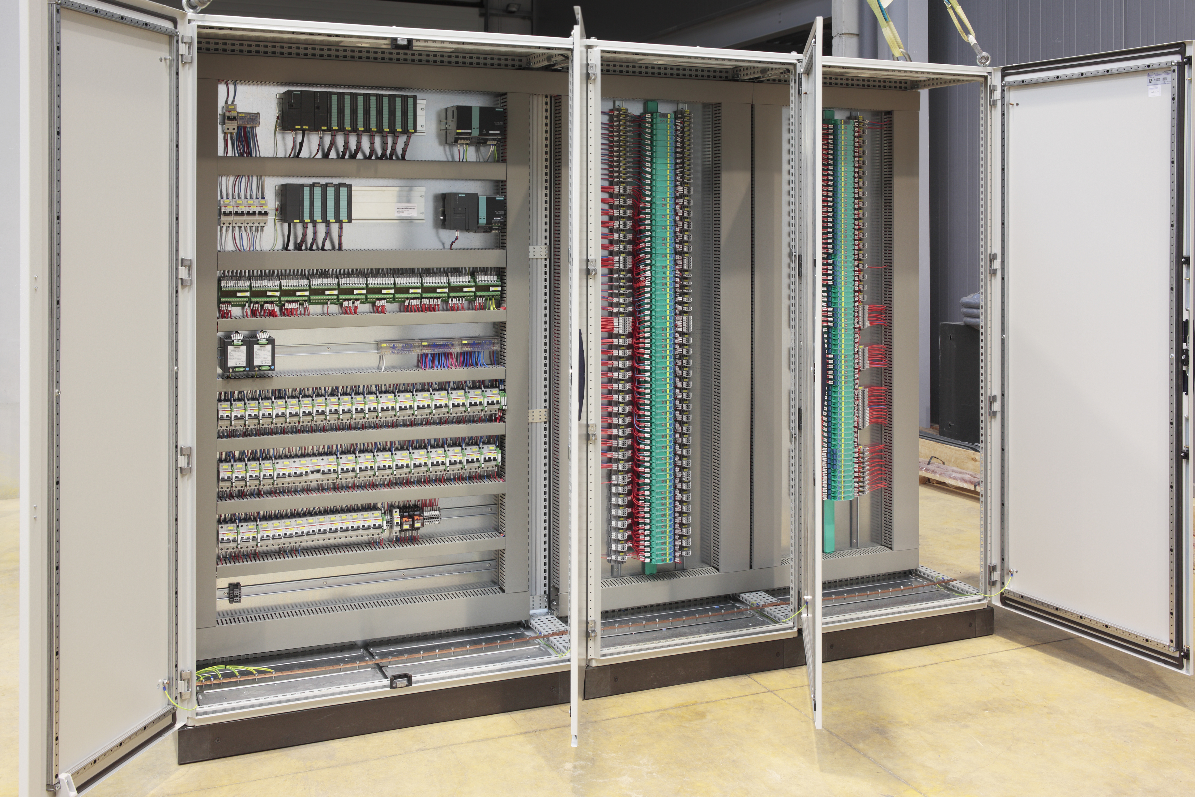 Ul508a Panel Shop Control Panels Xpect Solutions