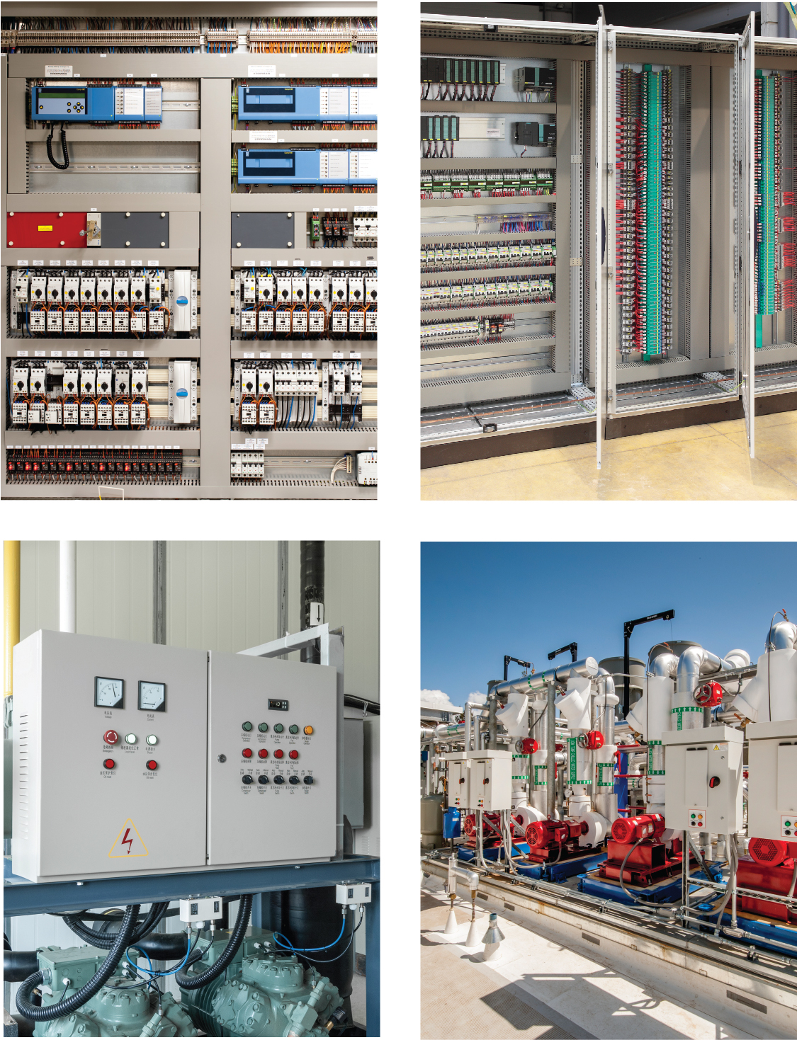 Ul508a Panel Shop Control Panels Xpect Solutions Electrical Design System Capabilities